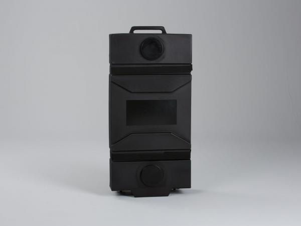 LT-550 and MOD-550 Roto-molded Case with Wheels