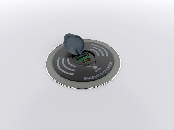 MOD-227 Wireless/Wired Charging Pad -- View 2