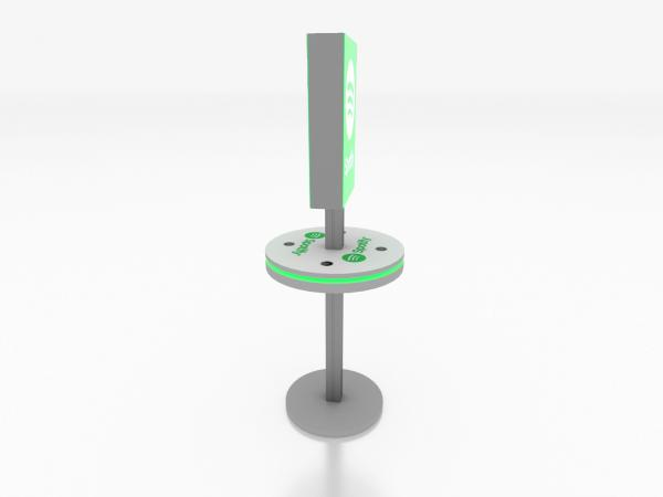 MOD-1475 Trade Show Lightbox Charging Station -- Image 3