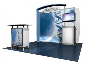 ECO-1041 Sustainable Tradeshow Display