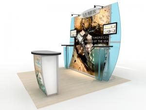 VK-1240 Portable Trade Show Exhibit -- Image 2